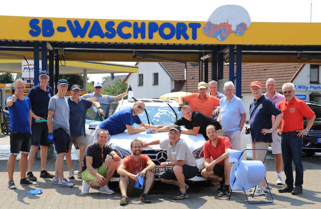 Car-Wash in Herzberg 2018